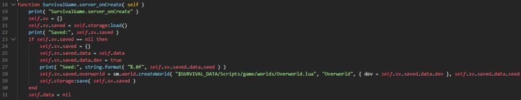 Scrap Mechanic Developer Mode 3