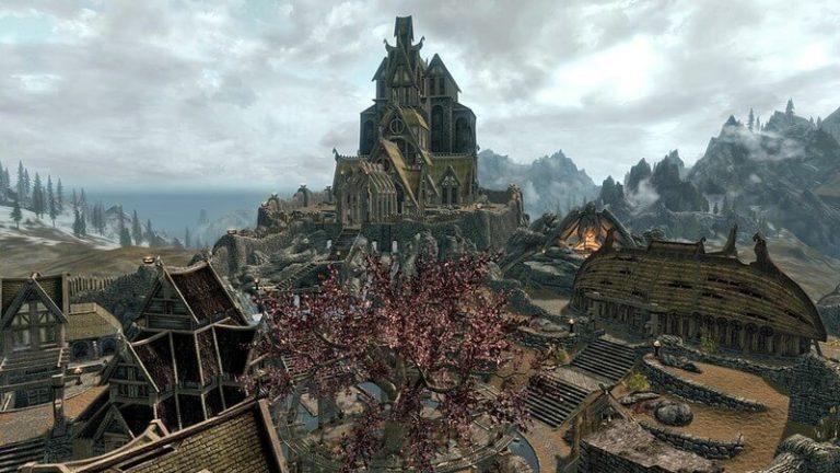 Valheim Whiterun Skyrim